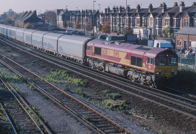 66210 Eastleigh November 2003