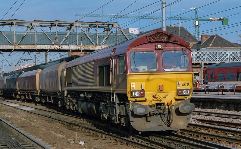 66135 Doncaster 28 November 2003