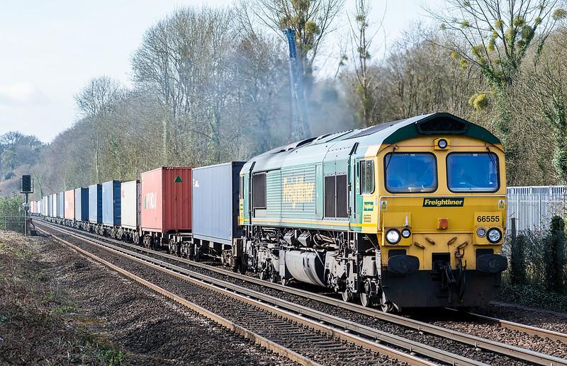 66555 Shawford 17 March 2017