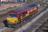 66160 Eastleigh November 2003