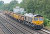 66750 Worting Jn. 16 September 2021 with 6Y48 Eastleigh - Hoo Junction