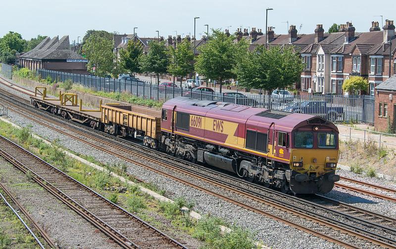 66091 Eastleigh 3 July 2015