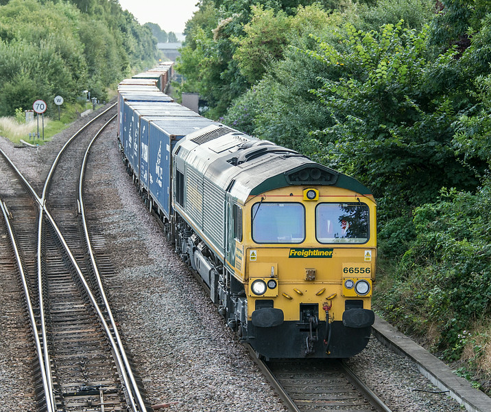 66556 Water Orton 12 August 2014