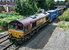 66005 Water Orton 12 August 2014