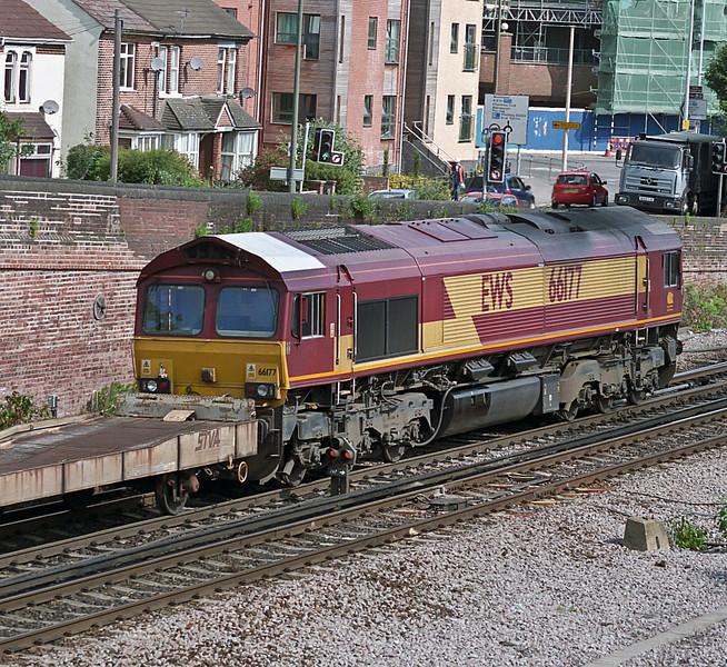 66177 Eastleigh 16 June 2008