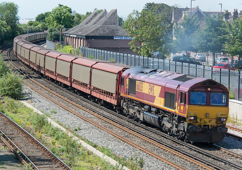 66035 Eastleigh 3 July 2015