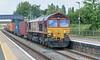 66089 Radley 16 July 2021   4O21 Trafford Park to Southampton Western Docks