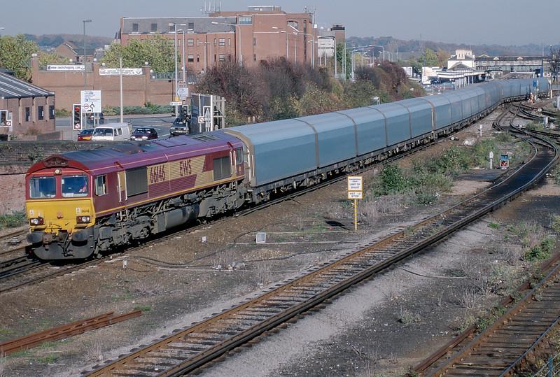 66146 Eastleigh November 2003