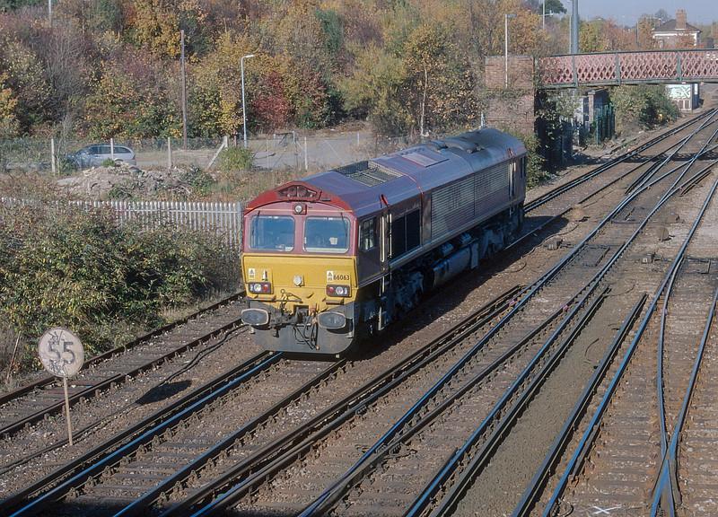 66063 St Denys  November 2003