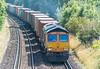 66753 4M51 Southampton w Docks Trafford Park<br /> St. Cross, Winchester 12 August 2020