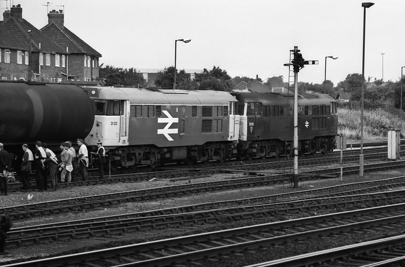 31311 + 31312 York 2 October 1985