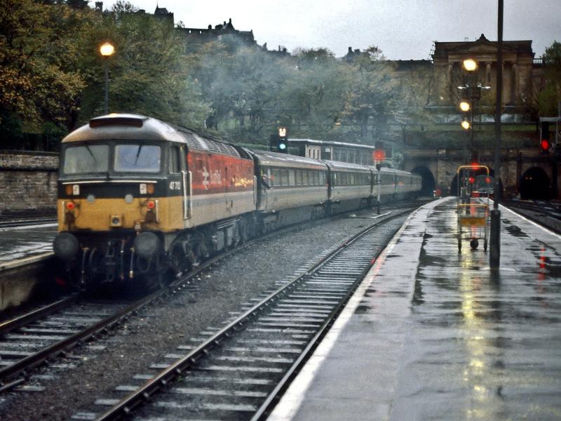 47712 Edinburgh 9 November 1985