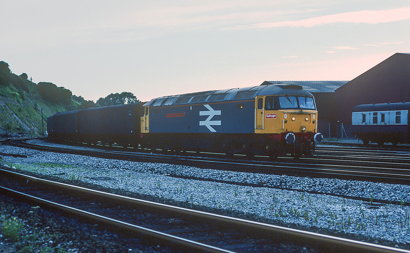 47366 Bristol Temple Meads 2 July 1986
