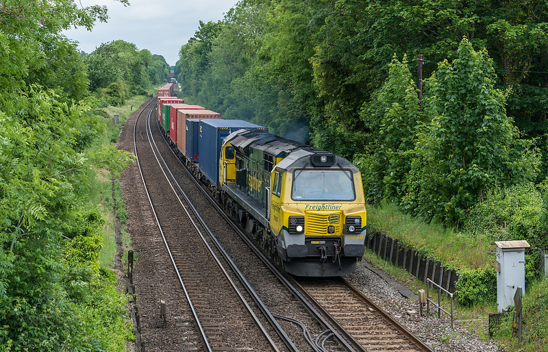 70020 Winchester 30 May 2019