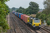 70019 Worting Jn. 16 September 2021 with 4O14 Garston - Southampton MCT