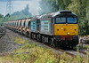 57012 + 57010 Water Orton 12 August 2014