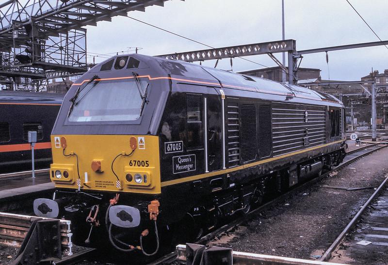 67005 Kings Cross 20 March 2004