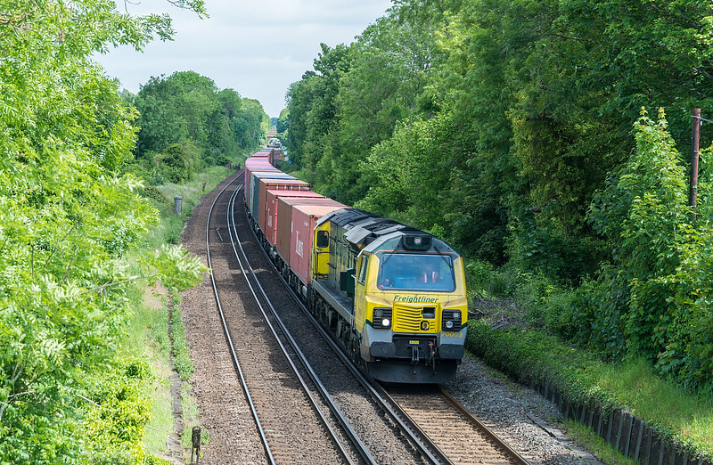 70003 Winchester 30 May 2019