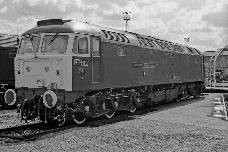 47484 Old Oak Common 15 September 1985