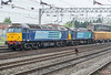 57009 + 57010  Stafford 1 May 2014