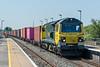 70016 Radley 16 July 2021   4M55 Southampton MCT to Lawley St.