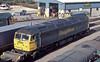 57001 at Millbrook on 4 September 2004