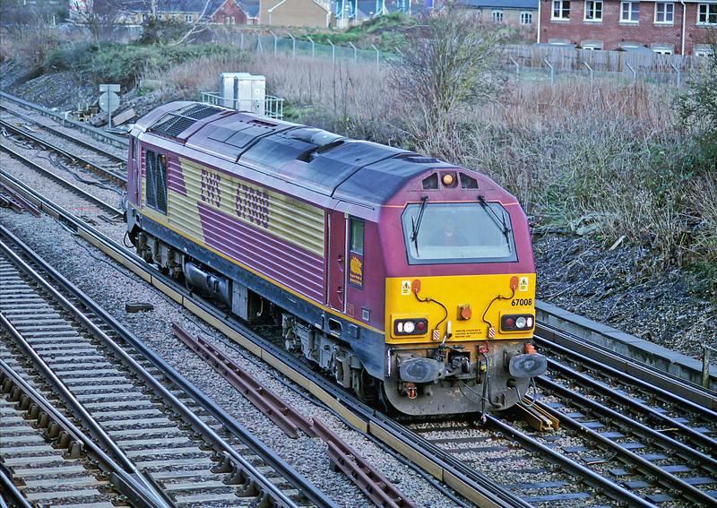 67008 1 December 2009