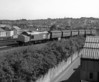 37902 approaches Newport with a short freight in May 1988