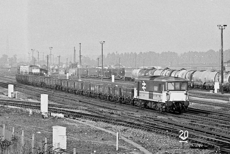 73125 Eastleigh 13 October 1996