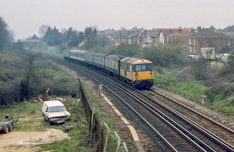 73112 Swaythling 26 February 1987