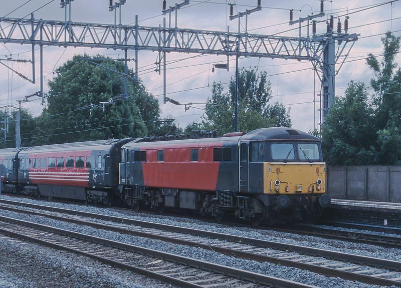 87027 Tamworth 9 July 2004