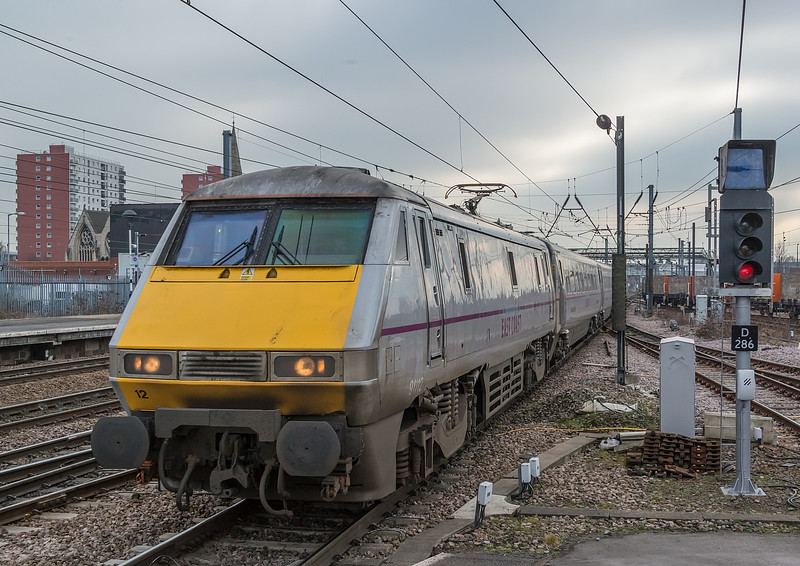 91112 Doncaster 7 February 2015
