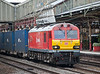 92042 has found a train and heads south through Crewe on 1 June 2012