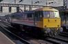 86246 waits for its call to duty at Carlisle on 25 May 1986