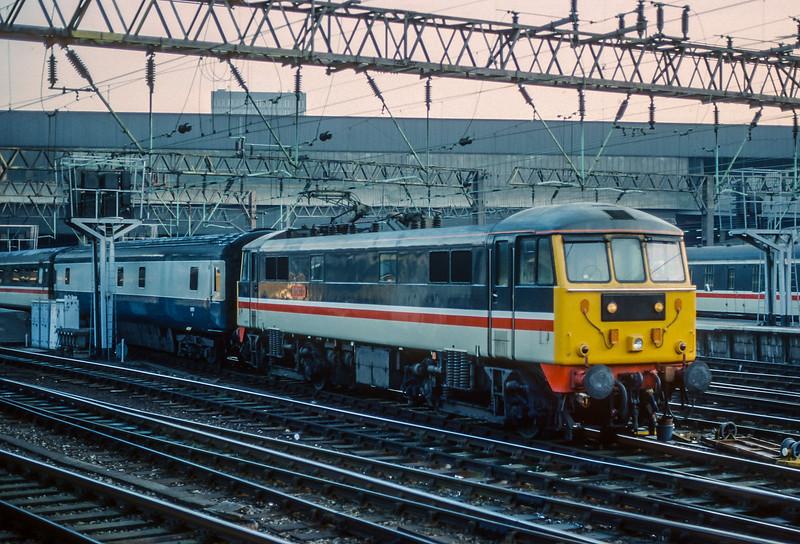 86257 Euston 26 January 1989