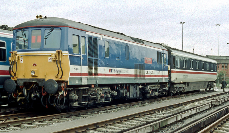 73109 Wimbledon 5 May 1991