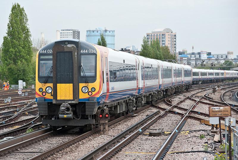 444026 Clapham Junction 28 April 2010
