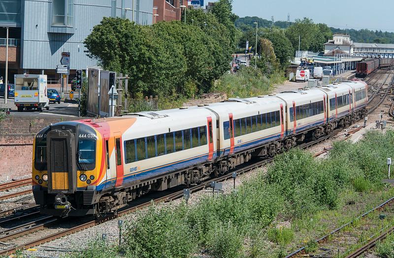 444037 Eastleigh 3 July 2015