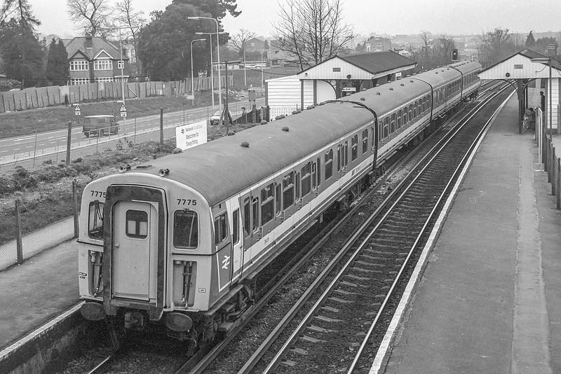 7775 Swaythling  26 February 1987