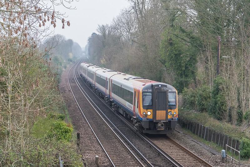444041 St Cross, Winchester 1 April 2021