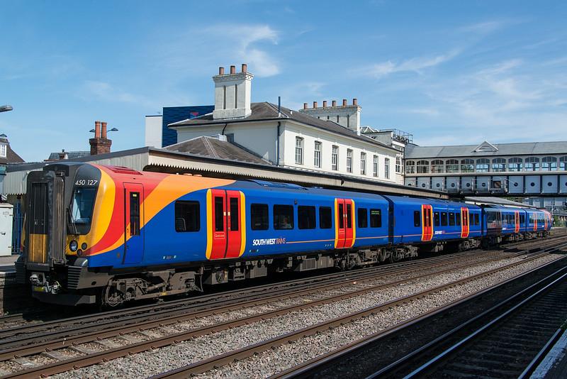 450127 Eastleigh 3 July 2015