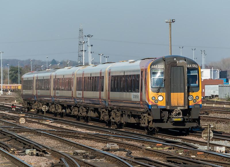 444005 Eastleigh 15 February 2019
