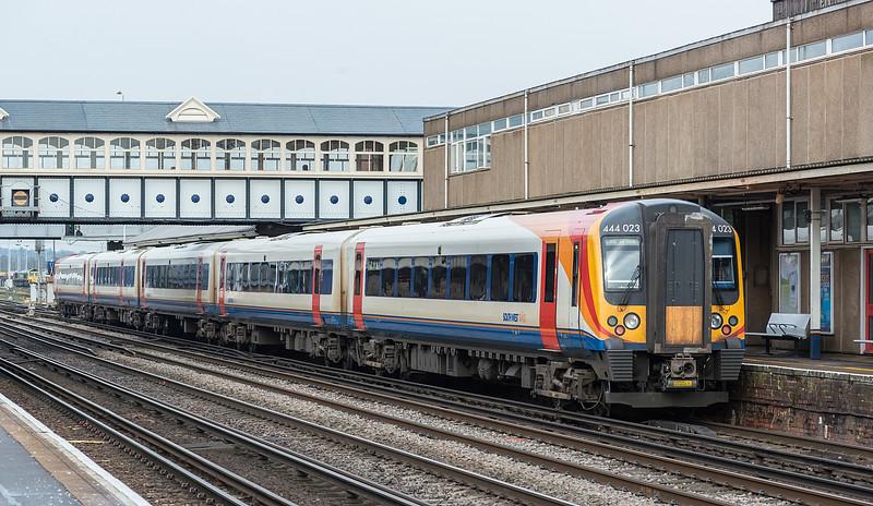 444023 Eastleigh 5 February 2015