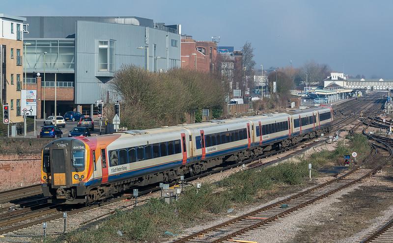 444041 Eastleigh 15 February 2019