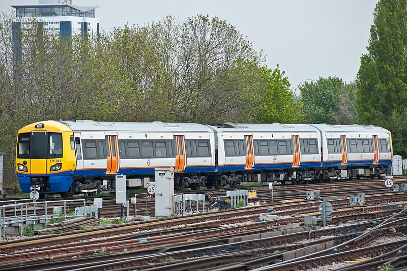 378003  Clapham Junction 28 April 2010