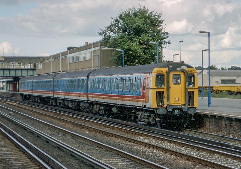 3407 Eastleigh August 2004