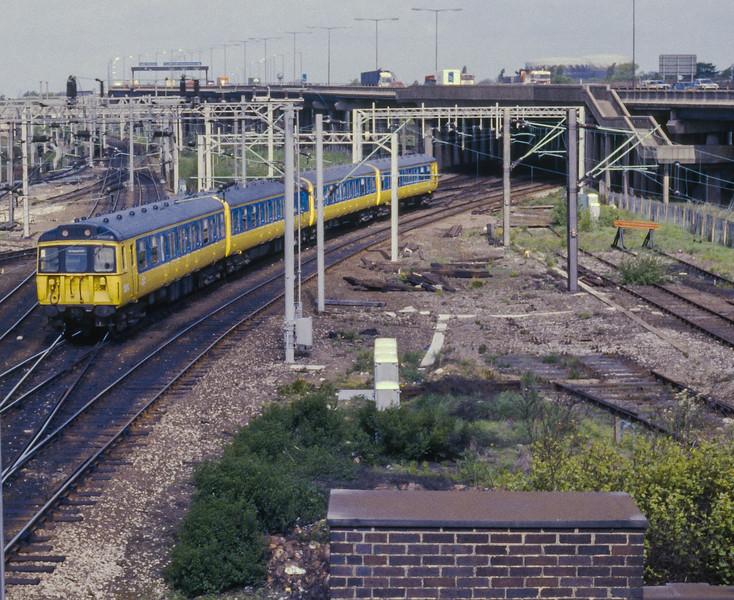 312204 Bescot 27 May 1986