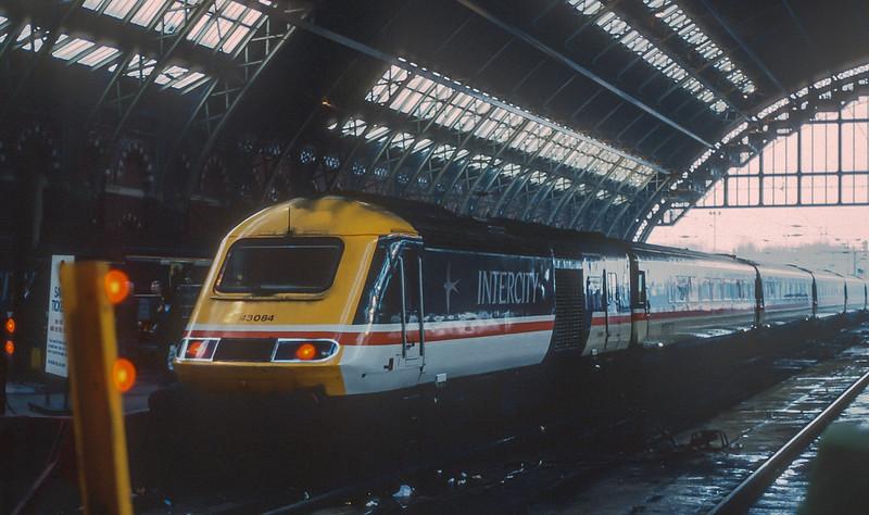 43084 St. Pancras 26 January 1989
