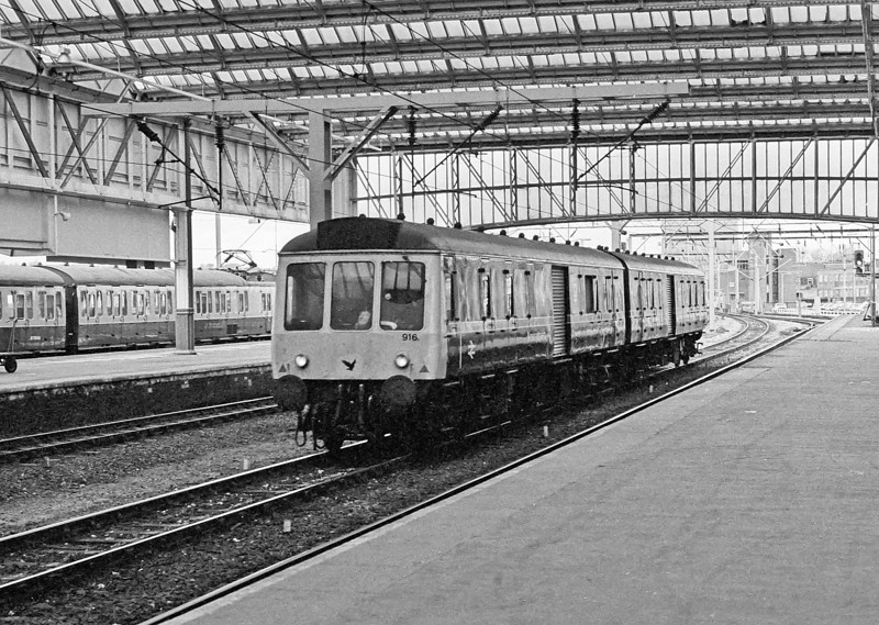 DPU916 Stoke 11 November 1986