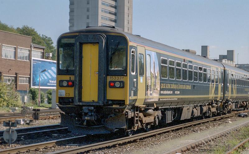 153374 Southampton August 2004